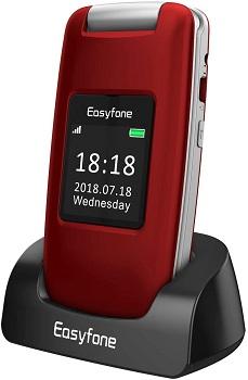 Easyfone Prime A1 - Consumer Cellular Phones For Seniors