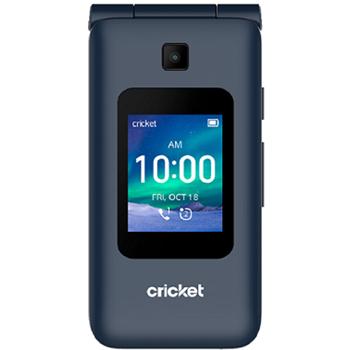 Cricket Debut Flip - Cricket Wireless Phone For Seniors