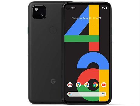 Google Pixel 4a - Cricket Wireless Phone For Seniors