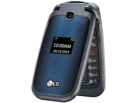 LG 450 flip phone - MetroPCS Flip Phones