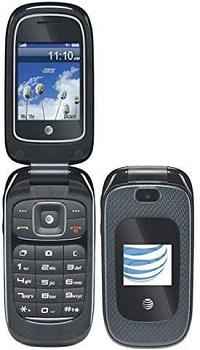 ZTE Z222 3G GSM (AT &T)- MetroPCS Flip Phones