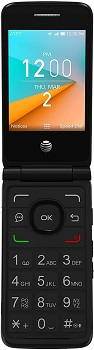 Alcatel Cingular Flip 2 Cell Phones Without Internet Access
