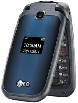LG 450 Cell Phones Without Internet Access