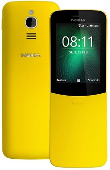 Nokia 8110 Cell Phones Without Internet Access