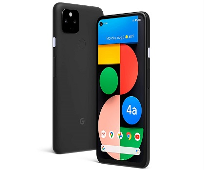 Google Pixel 4A 5G - Black 128GB - Prepaid Phones at US Cellular