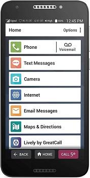 Jitterbug Smart-2 Phone For Verizon