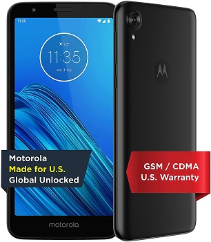 Motorola moto e6 (ages 9 to 13) Verizon Phones For Kids