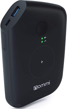 Nommi Mobile Hotspot device
