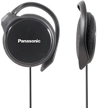 Panasonic- Rp-hs46e-k Slim Clip On Noise Canceling Earbuds For Sleeping