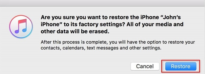 Retrieve deleted messages on iphone with backup-1