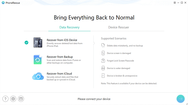 Retrieve deleted messages on iphone without backup