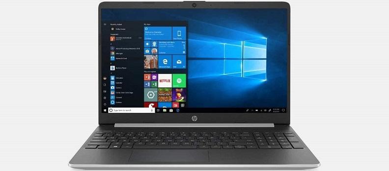 "2020 HP 15 15.6""HD Touchscreen Premium Laptop"