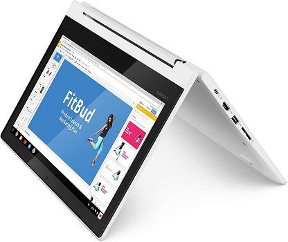 Lenovo Chromebook C330 2-in-1 Convertible Laptop