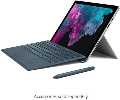 Microsoft Surface Pro 6 (Intel Core i5, 8GB RAM, 128GB)