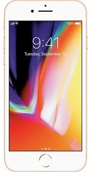 Apple iPhone 8 GSM unlocked 4G LTE QLink Wireless Phones at Walmart