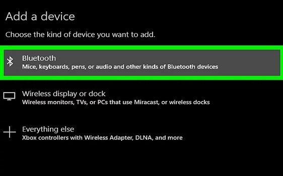 Click--Bluetooth
