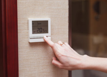 How To Unlock a Honeywell Thermostat