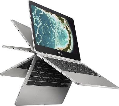 ASUS Chromebook Flip C302 Tablet For College Students