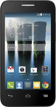 Alcatel One Touch Evolve 2 - Unlocked Cell Phone Under $50 Dollars