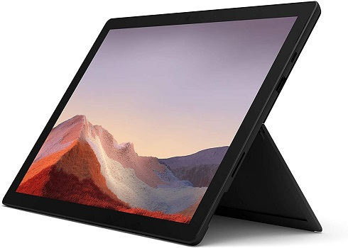 Microsoft Surface Pro 7 Tablet For College Students