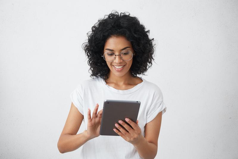qlink wireless free tablet